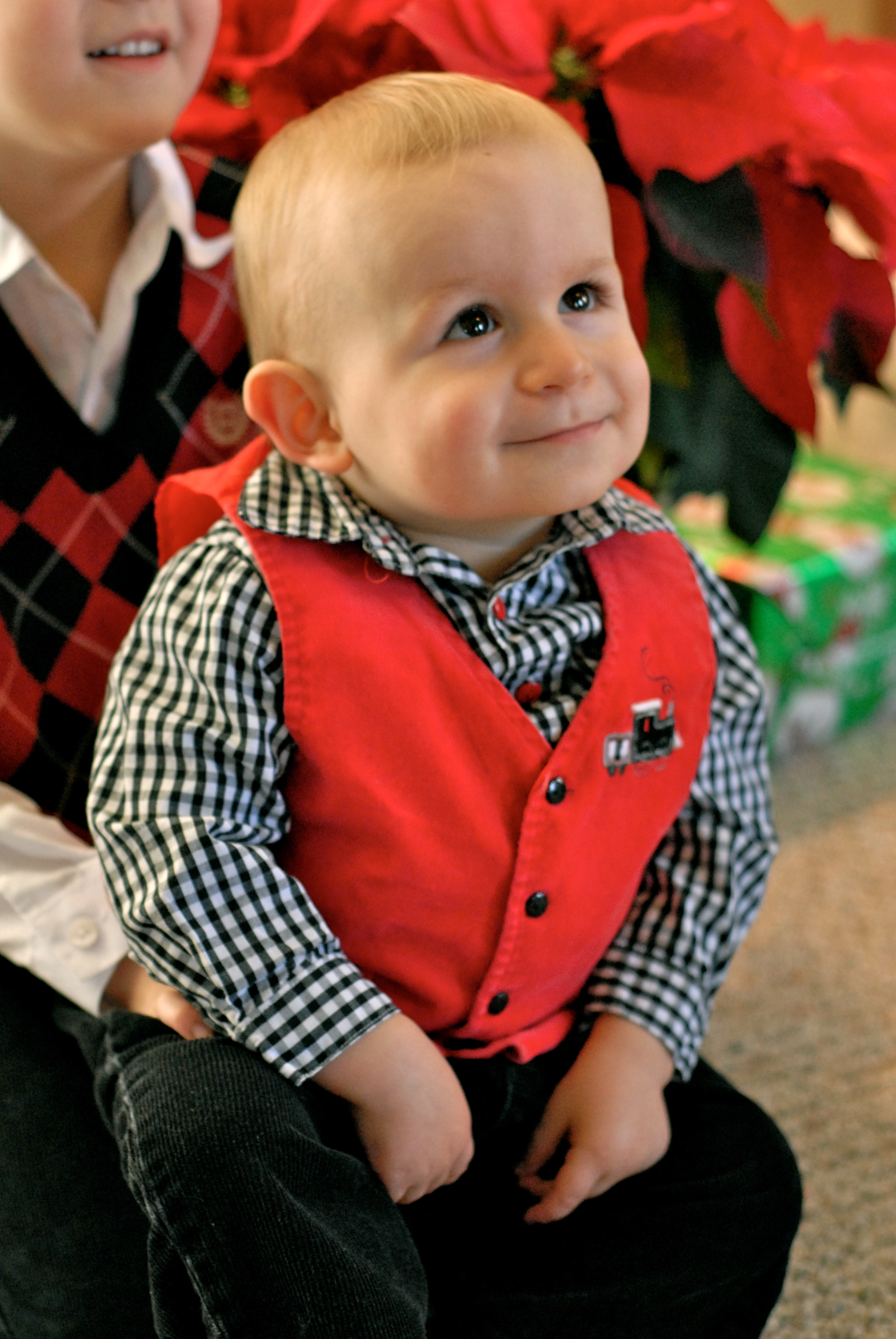 Cute Baby Christmas Pictures Dsc
