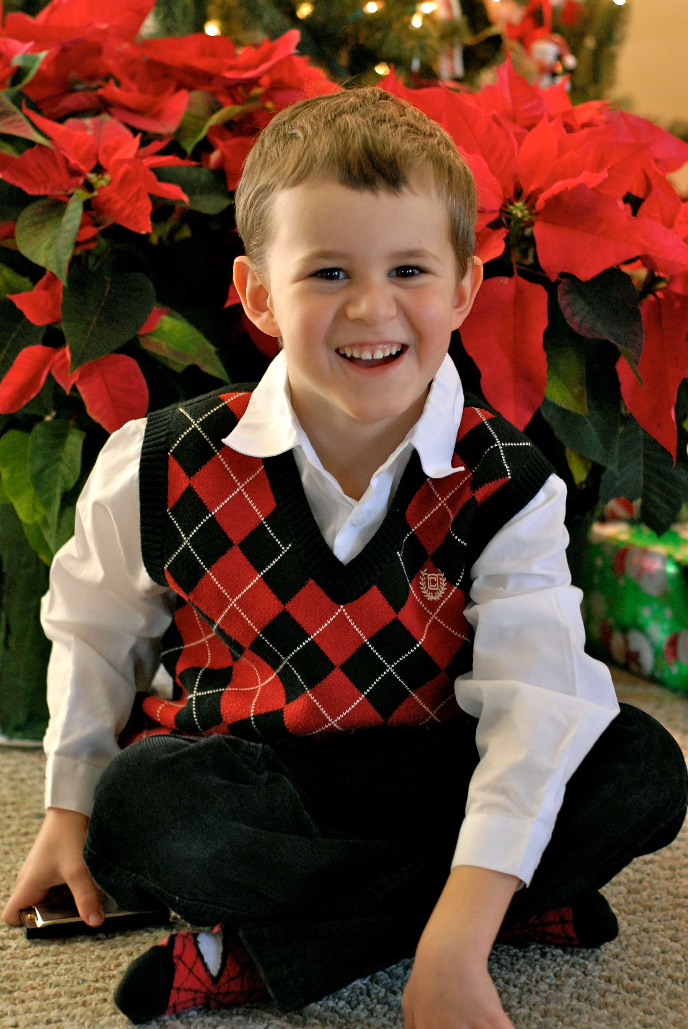 Christmas boys photos 23